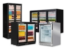 Bar and Counter Display Chillers