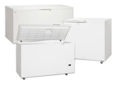 Low Temp Chest Freezers (-45°C)