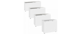 Extended Range of Tefcold GM Chest Freezers