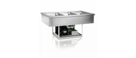New CW Range of drop in buffet displays from Tefcold