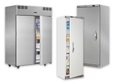 Solid Door Chillers and Meat Cabinets