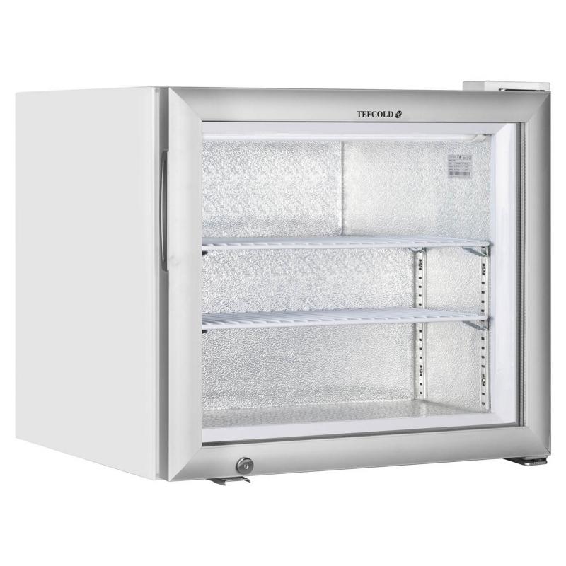 Tefcold Ufp Range Glass Door Display Freezer